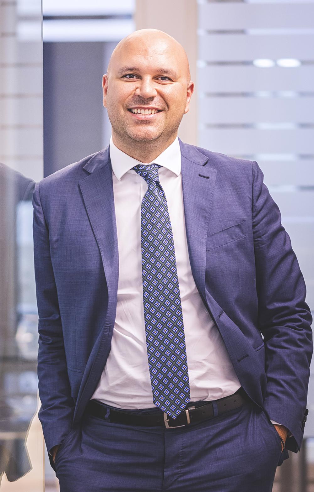 Filippo Greggio avvocato